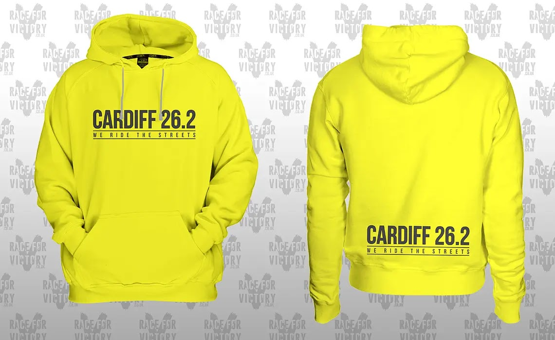 Cardiff Cyclothon - Hoodie