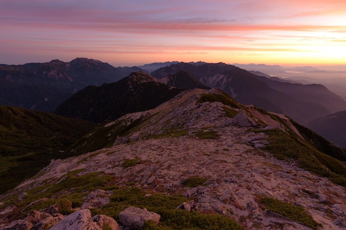 山岳写真の弊害?登山から足が遠のく『マジックアワー依存症』を治したい話…