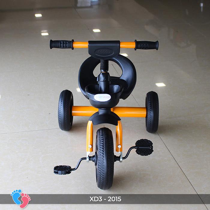 Xe đạp trẻ em 3 bánh XD3-2015 3
