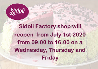 Sidoli shop ready to reopen
