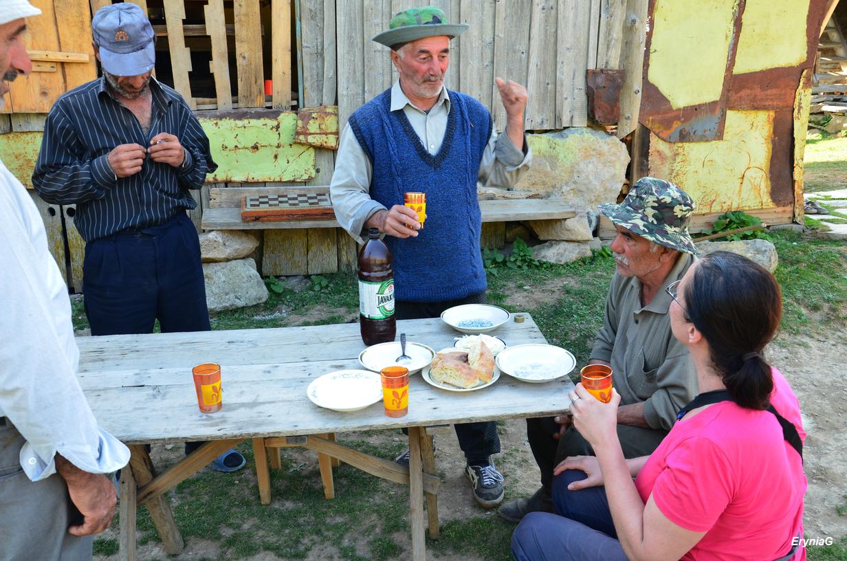 gruzińscy pasterze