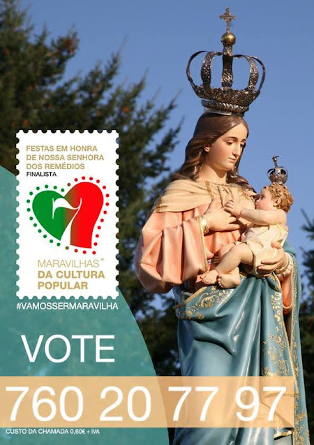 7 Maravilhas da Cultura Popular: Ligue 760 20 77 97 e vote nas Festas dos Remédios