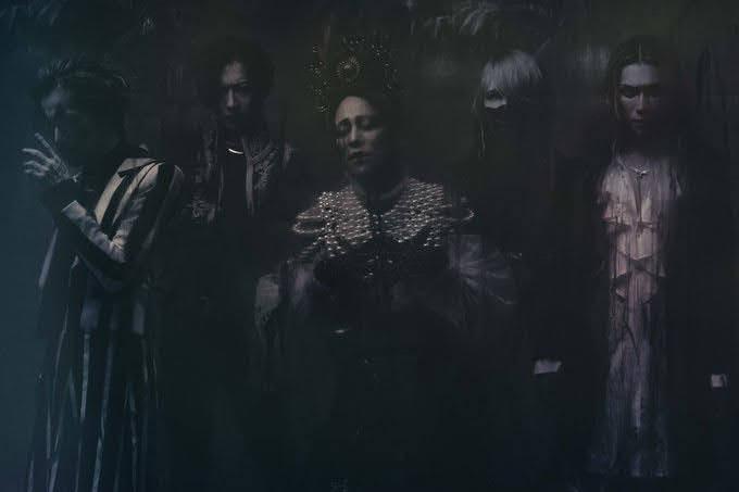 DIR EN GREY 宣告發行首張數位單曲