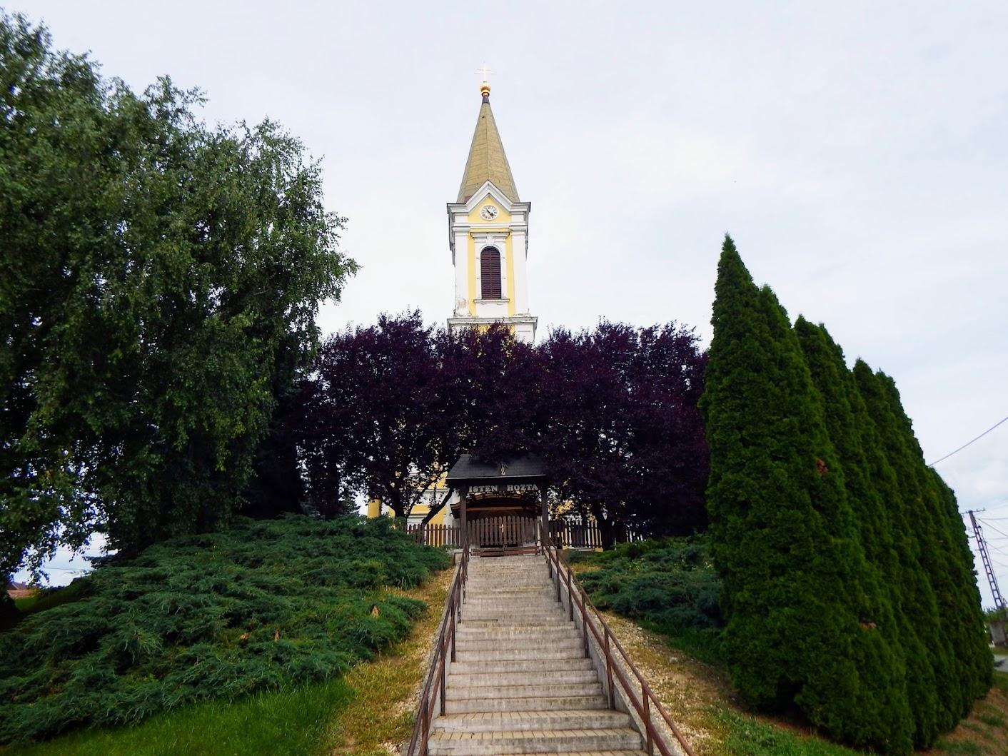 Bagod - Szent István király rk. templom
