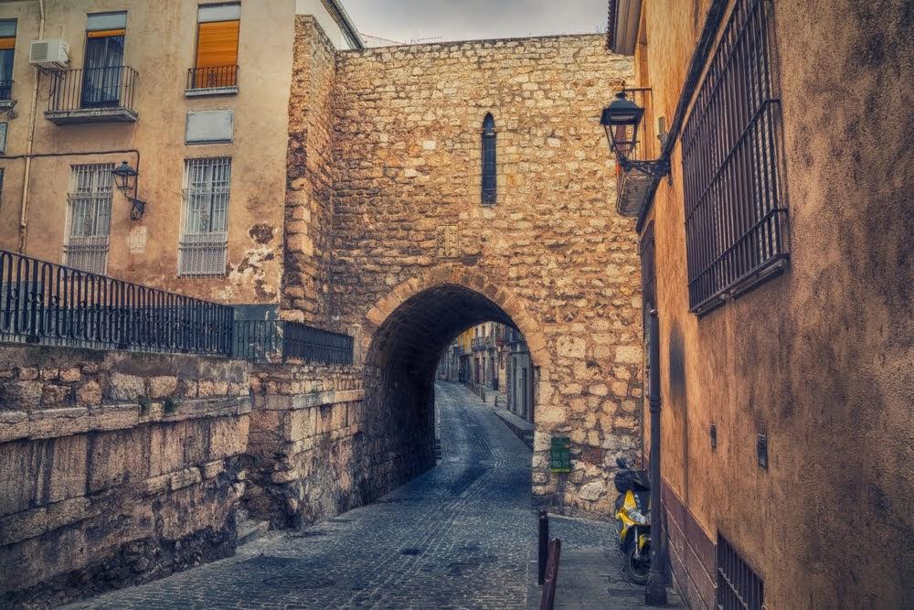 Arco de San Lorenzo Jaen