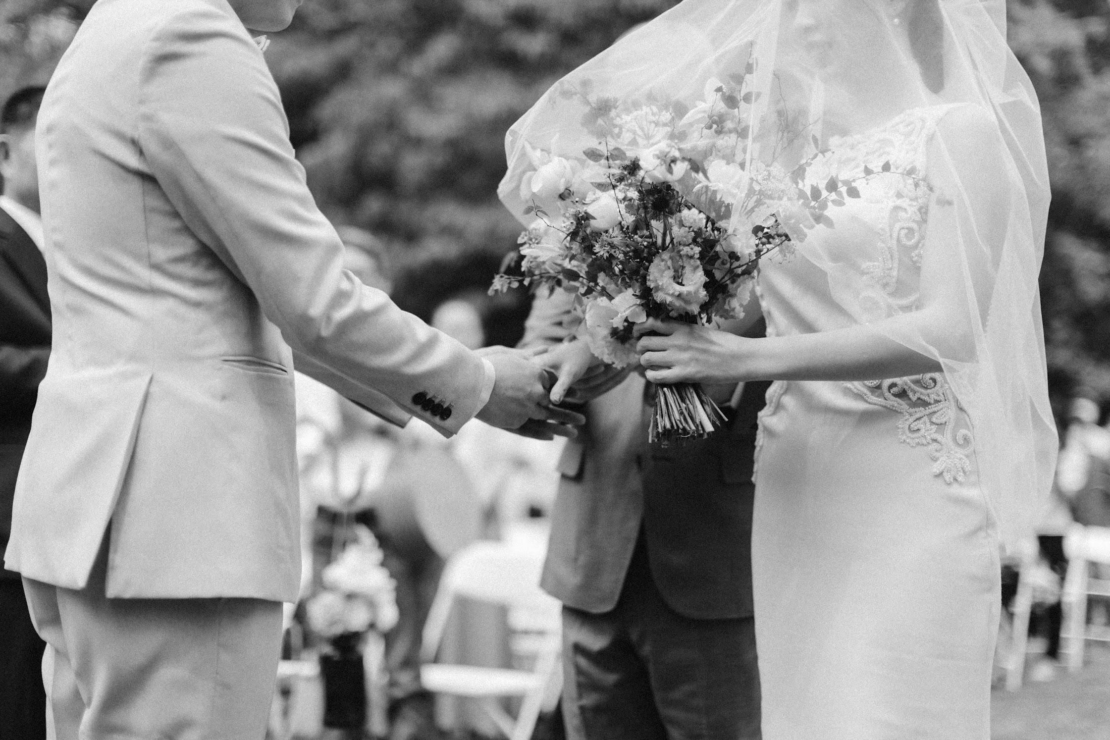 在顏氏牧場舉行令人嚮往的美式戶外婚禮!