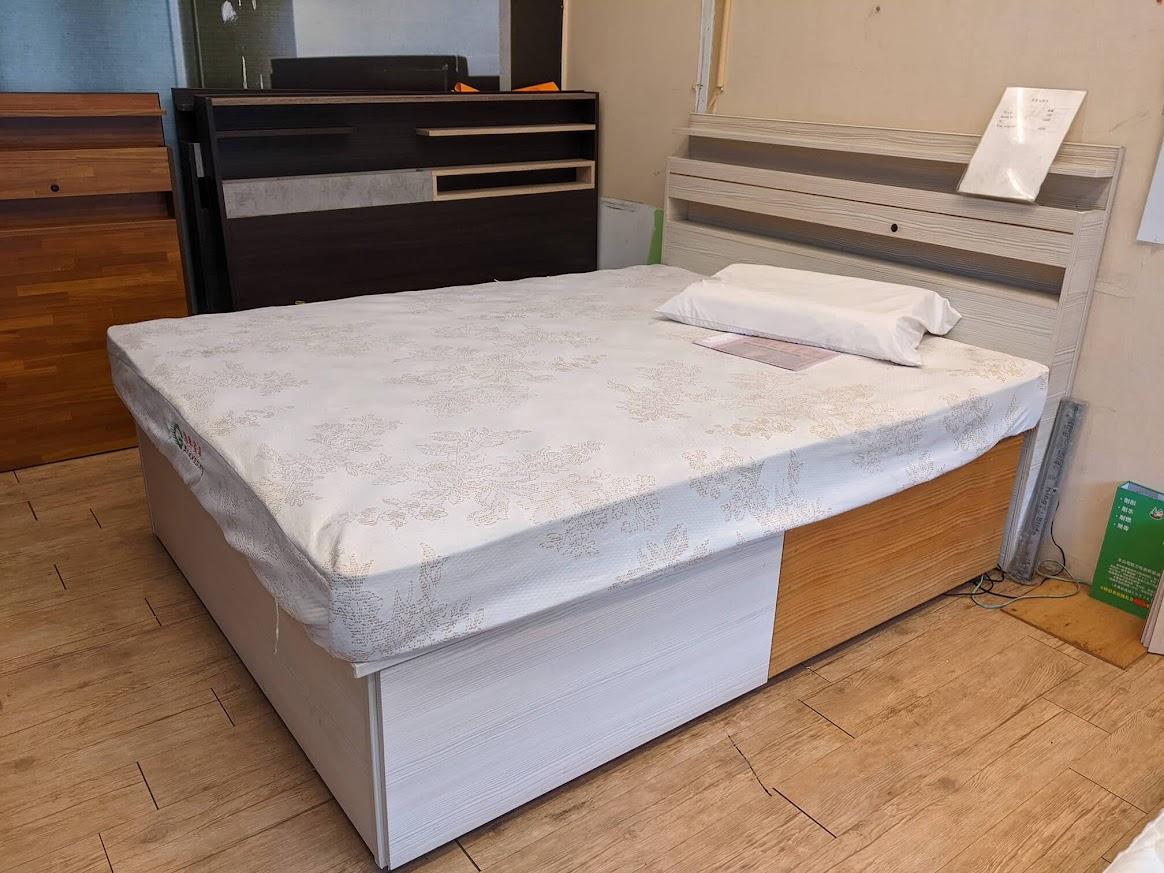 中永和家具行推薦 空間利用大師抽屜床