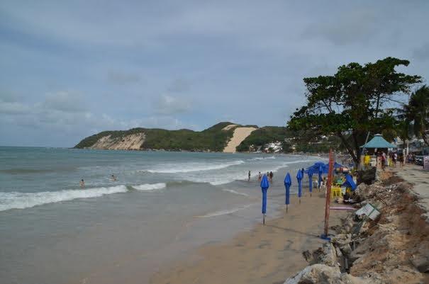 Praia de Ponta negra, Natal