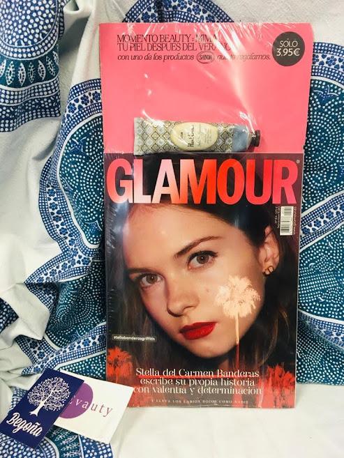 Glamour septiembre 2020