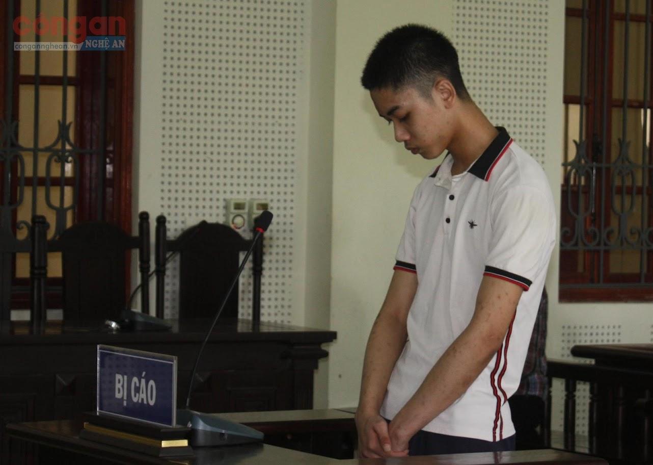 Bị cáo Nguyễn Xuân Ngọc
