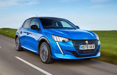 Peugeot 208 with the wow factor
