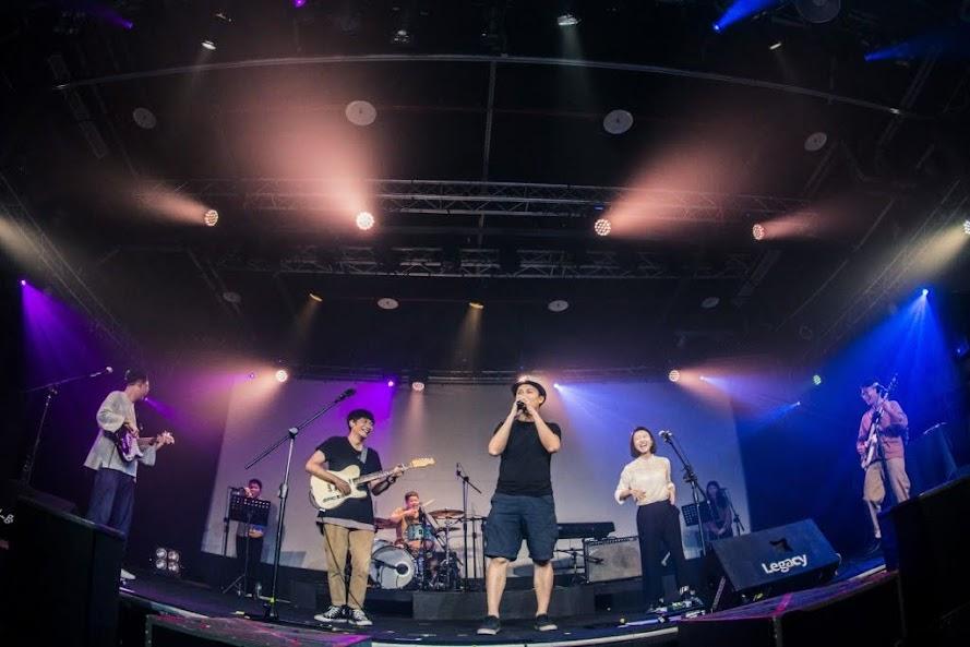 淺堤 成軍5年巡迴最終站台北Legacy  與 黃玠 、 吳志寧 、 deca joins 主唱 鄭敬儒 同台飆唱!