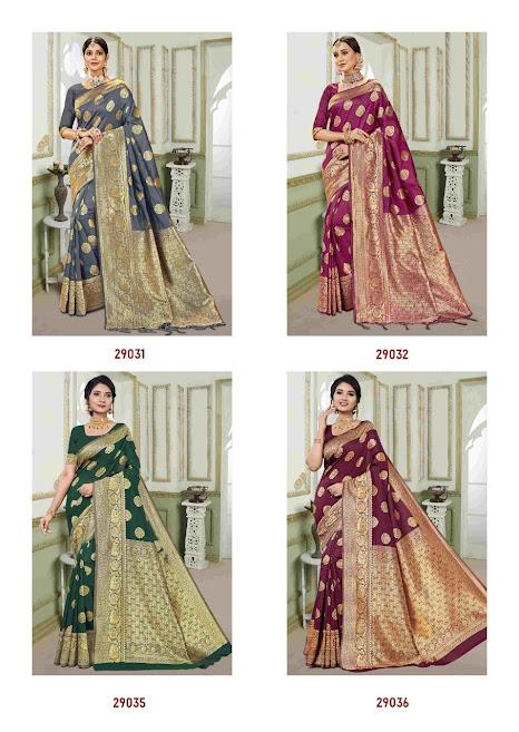 Buy Shakunt Mayurika Latest Sarees Catalog Online Wholesaler