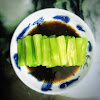 celtuce, chinese, cold dish, ginger sauce, recipe, salad, vegetable, vegetarian, 沙拉, 油麥菜, 浪干, 萵筍, 薑汁, 薑汁萵筍, 青笋