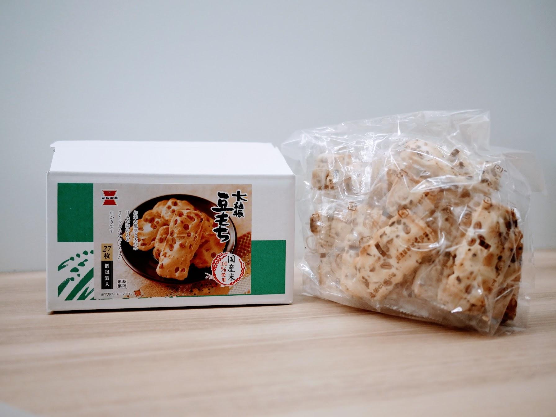 岩塚製菓の「大袖振豆もち」