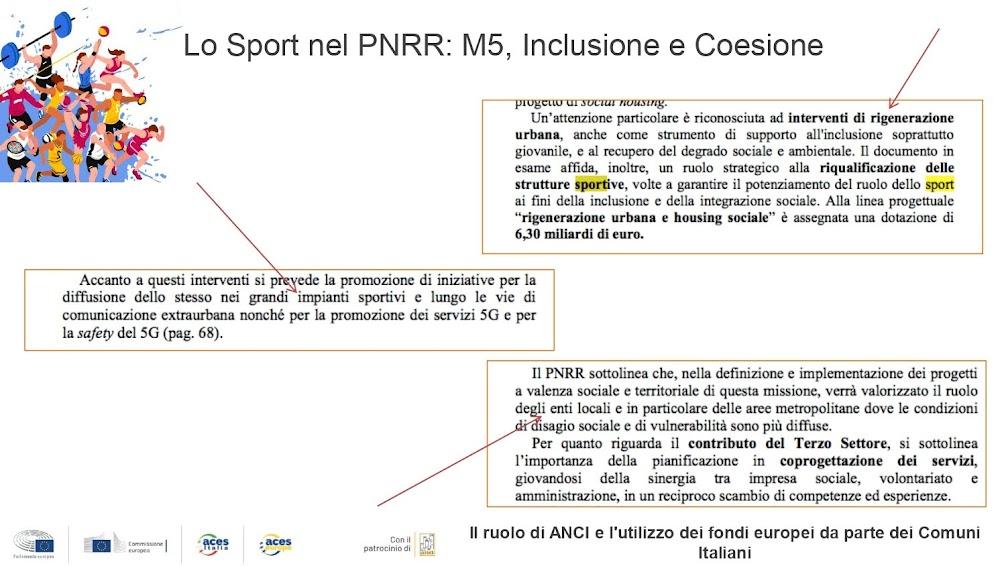 Slide presentazione Roberto Pella - webinar PE/ACES Italia