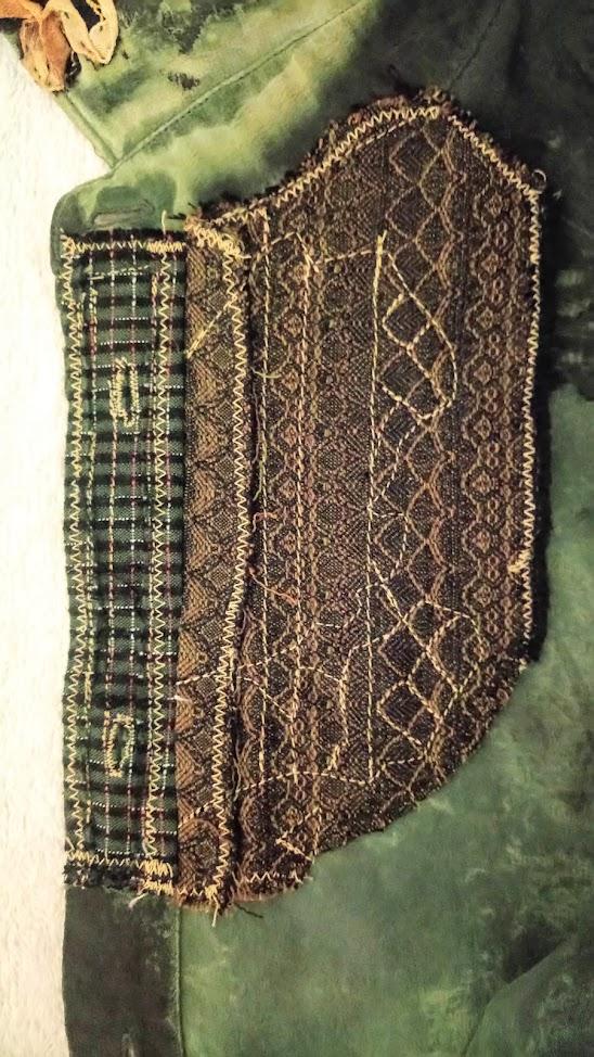 The Repair - Silk Boro Shirt   FAFAFOOM STUDIO