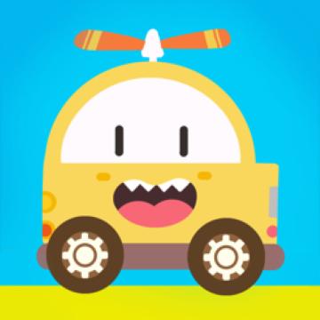 【付費apps評測】Labo Car Designer(3y+) (Labo 汽車設計師)