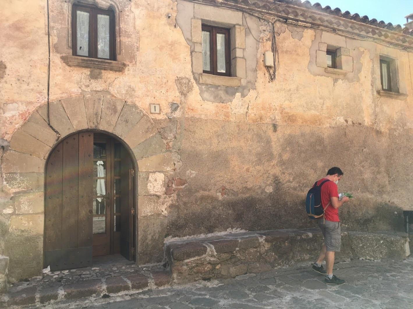 La primera casa del pueblo