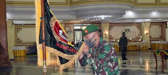 Kursi Jabatan Di Kodam Brawijaya Jawa timur indonesia