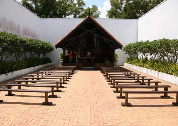 Changi Memorial and Chapel