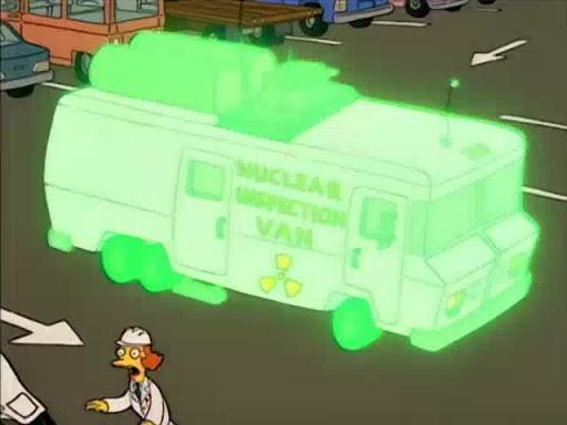 Los Simpsons 5x03 Homero va a la universidad