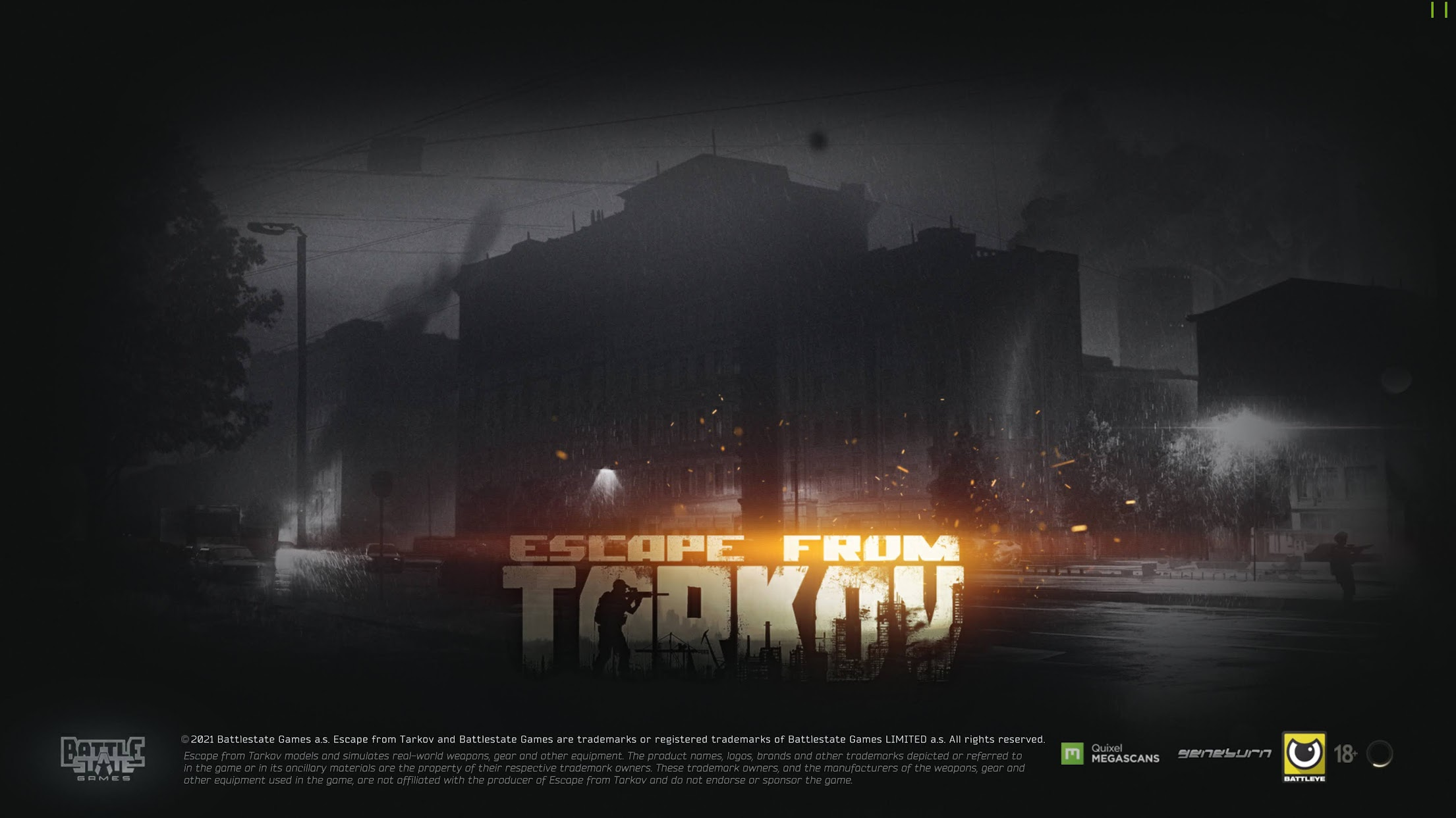 Escape from Tarkov #2 INTERCHANGEで初めてのCPUキル