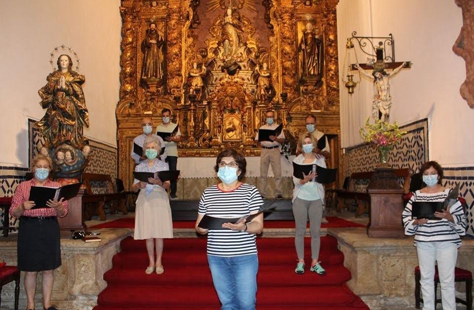Vozes da Misericórdia voltam a ecoar na Igreja das Chagas