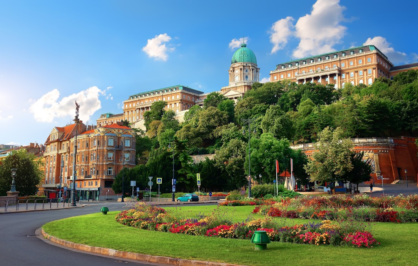 Budai vár, török kori emlékek Budapesten