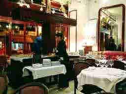 エミリー、パリへ行く Dinner with Mindy at Gabriel's restaurant Terra Nera