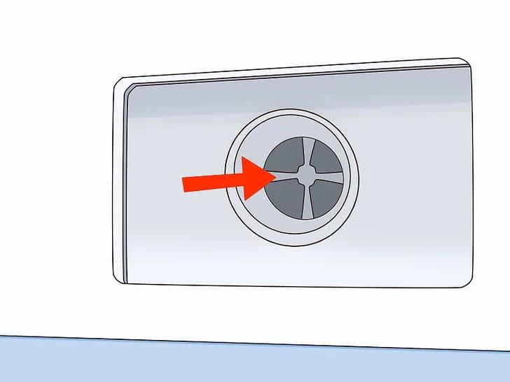 Kiểm tra lại ngăn chứa bộ lọc trong máy giặt