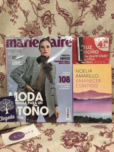 Marie Claire octubre 2020