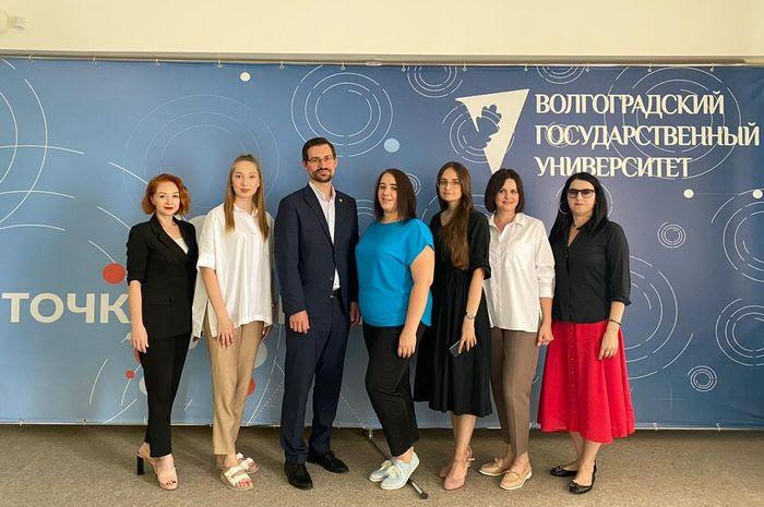 «Волонтёры культуры» приняли участие в региональной добровольческой конференции