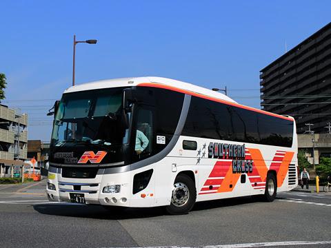 南海バス「サザンクロス」酒田線 ・477