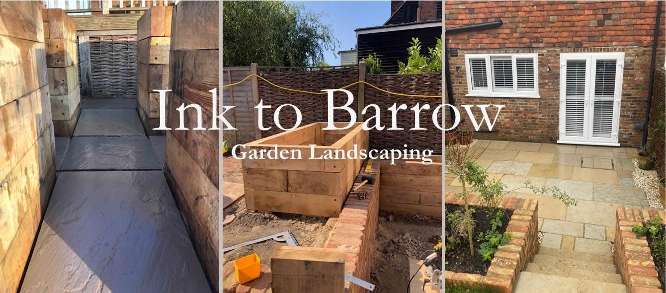 Ink to Barrow Landscape Gardeners Tenterden