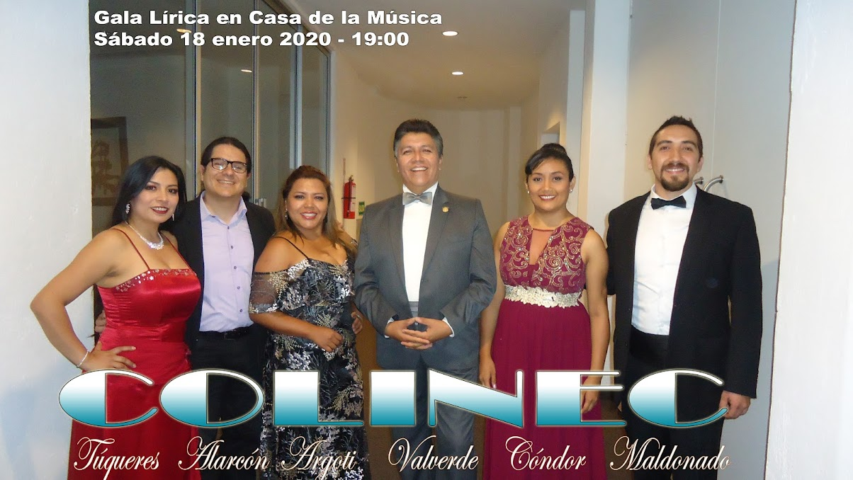 COLINEC CASA DE LA MUSICA 2020