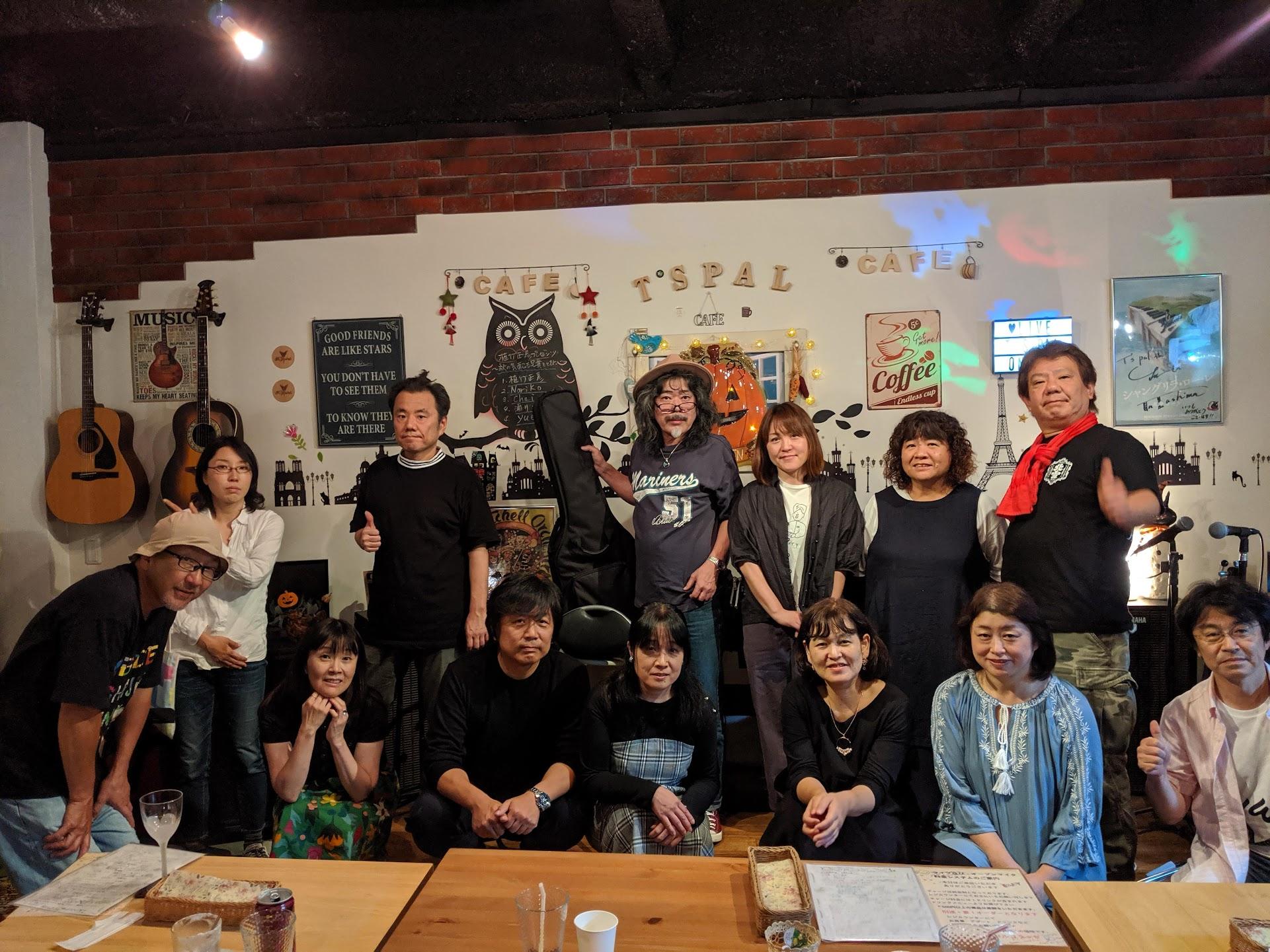 9月22日 北上尾T's palにて植竹企画ライブ「秋の気配も兄貴と共に」(34)