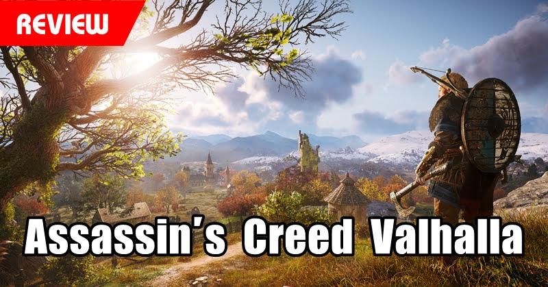 Review Assassin's Creed Valhalla ผสมผสานของเก่าและใหม่อย่างลงตัว