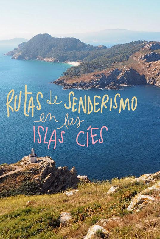 rutas de senderismo en las islas cies