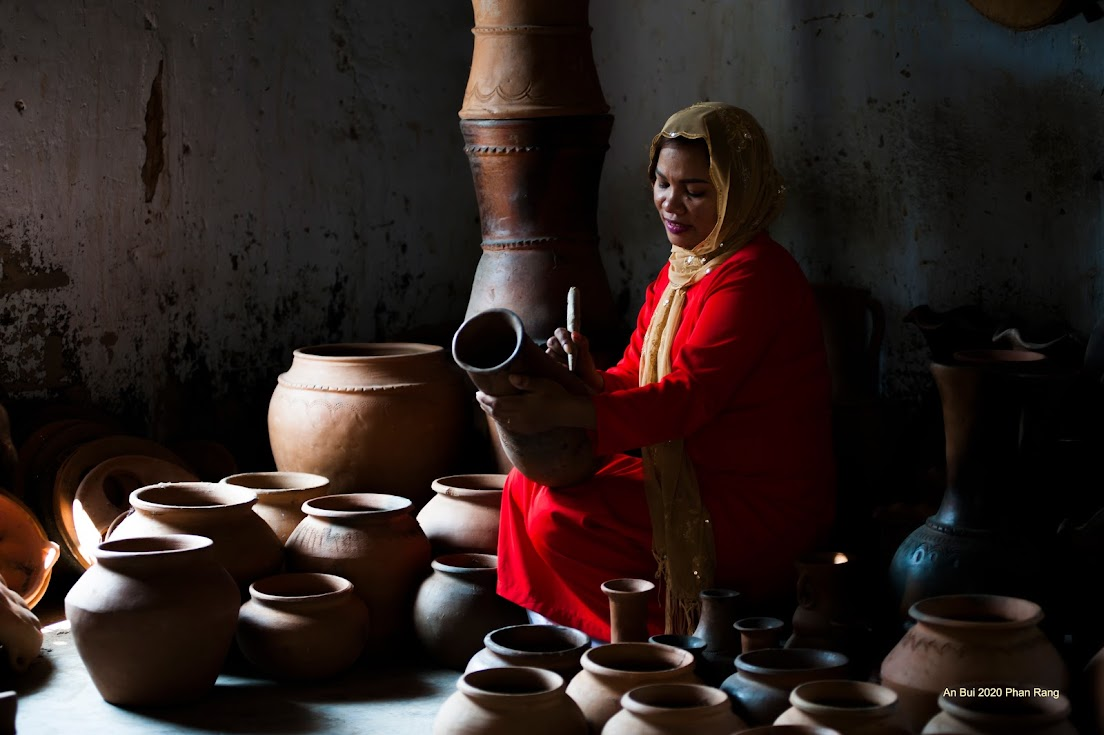 Portrait Photography at Pottery village