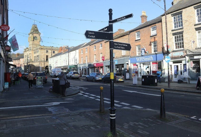Town centre can benefit from 'change of use' plan