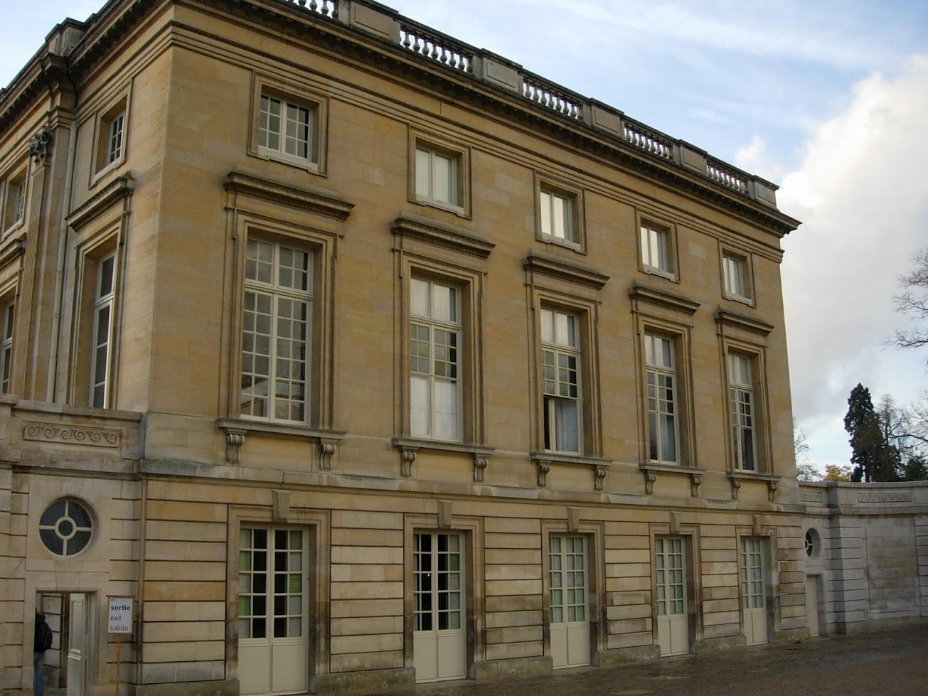 Petit Trianon à Versailles