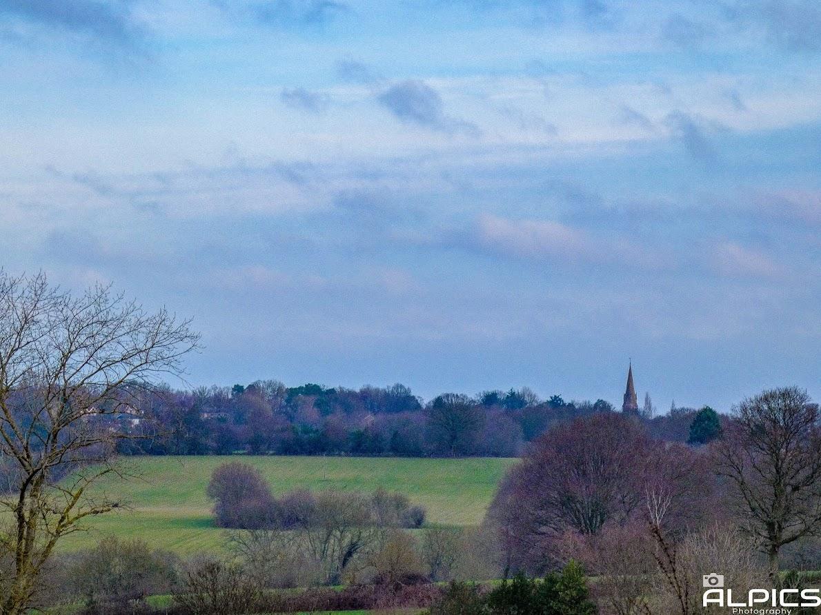 Tenterden Heritage Trail - countryside view