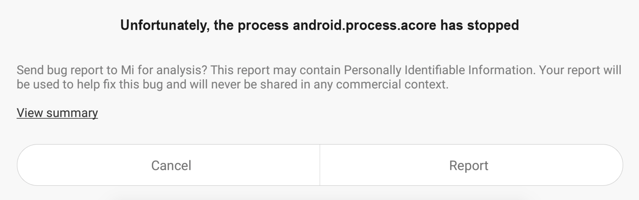 "Solved: How Do I Fix ""the process android.process.acore has stopped"" Error?"