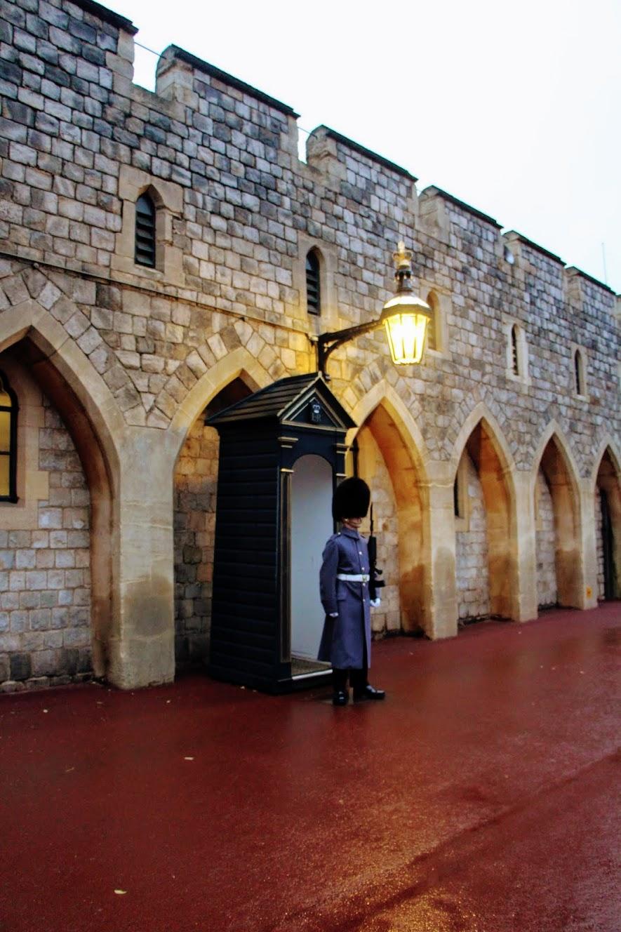 Guarda Castelo de Windsor