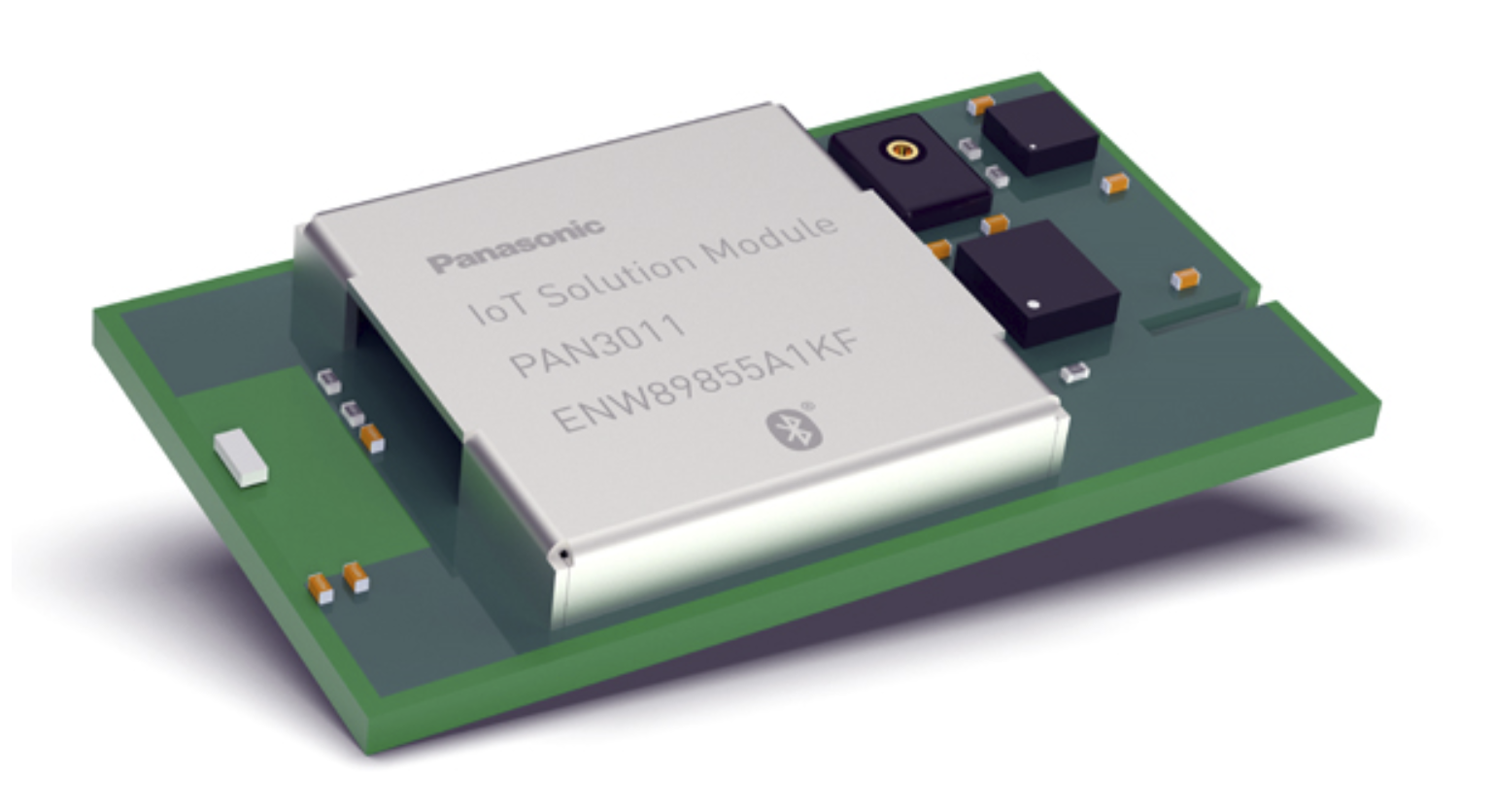 Arrow, Panasonic, and STM produce IoT module