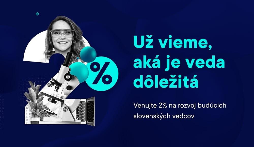 2 % z daní