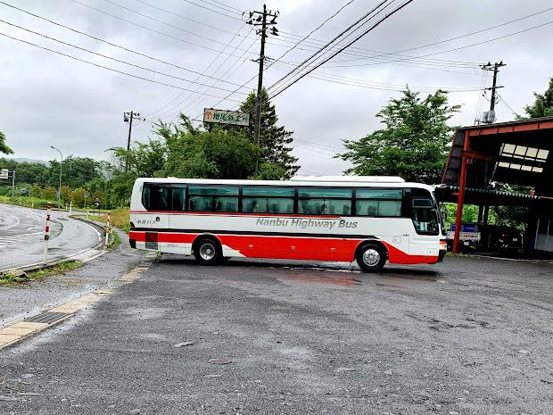八戸発盛岡行昼行バス「八盛号」に乗ってきました