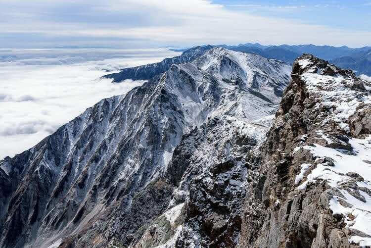 【北アルプス】山小屋はいつまで?雪はいつから?9月末から10月の北アルプス登山を考える
