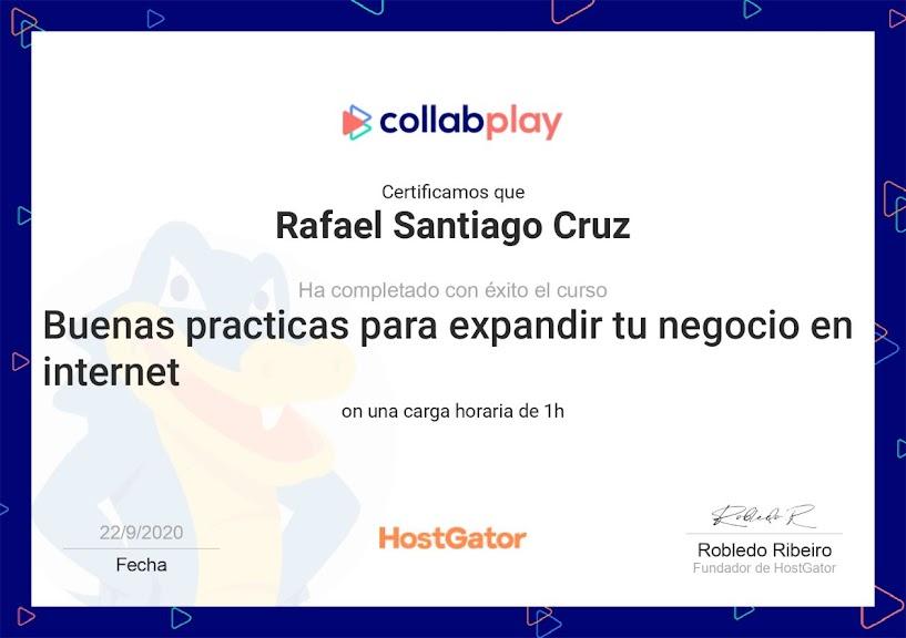 Buenas practicas Rafael Santiago